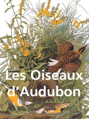 cover image of Les Oiseaux d'Audubon