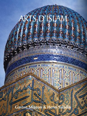 cover image of Arts d'Islam