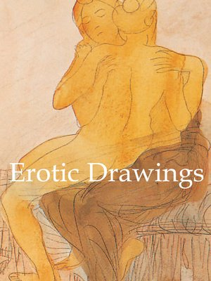 cover image of Erotic Drawings
