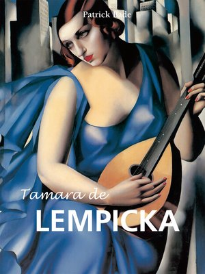 cover image of Tamara de Lempicka