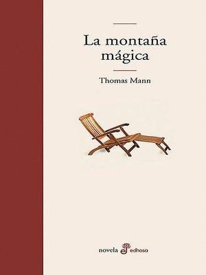 cover image of La montaña mágica
