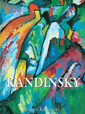 cover image of Vassily Kandinsky