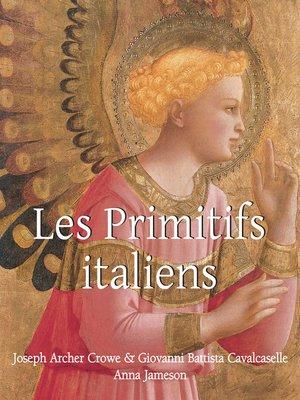 cover image of Les Primitifs Italien