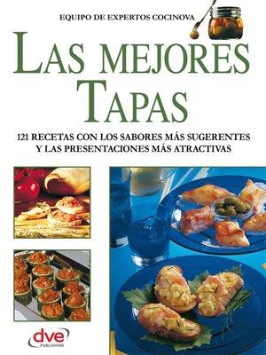 cover image of Las mejores tapas