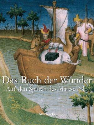 cover image of Das Buch der Wunder