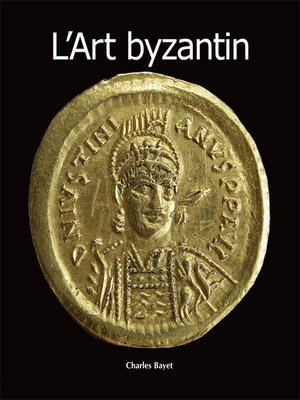 cover image of L'Art byzantin