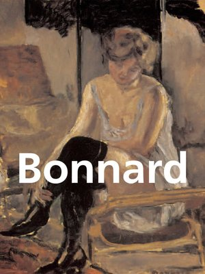 cover image of Bonnard