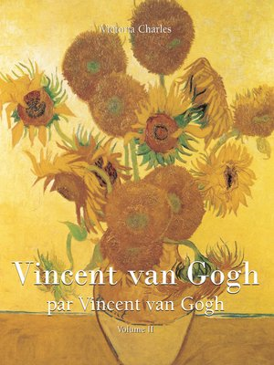 cover image of Vincent van Gogh par Vincent van Gogh--Vol 2