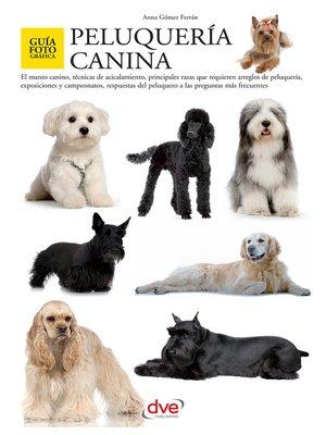 cover image of Peluquería canina
