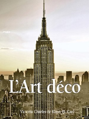 cover image of L'Art Deco