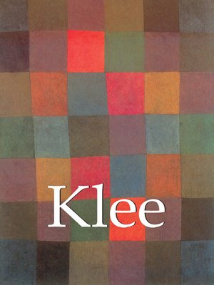 cover image of Paul Klee
