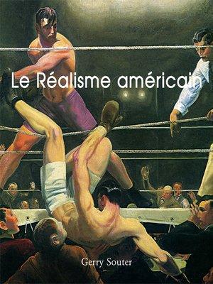 cover image of Le Réalisme américain