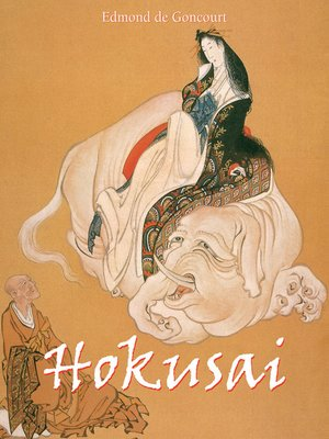cover image of Hokusai