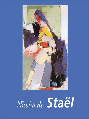 cover image of Nicolas de Staël