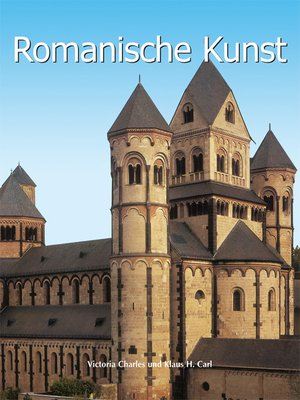 cover image of Romanische Kunst
