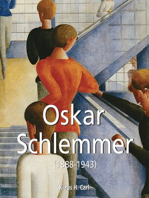 cover image of Oskar Schlemmer (1888-1943)