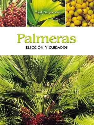 cover image of Palmeras--Elección y cuidados