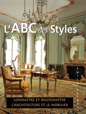 cover image of L'ABC des Styles