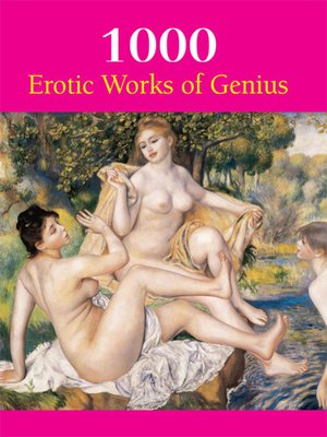 cover image of 1000 Erotic Works of Gnius