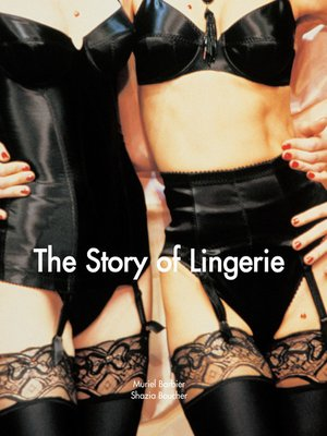 cover image of The Story of Lingerie