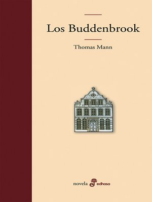 cover image of Los Buddenbrook