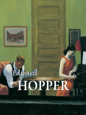 cover image of Edward Hopper