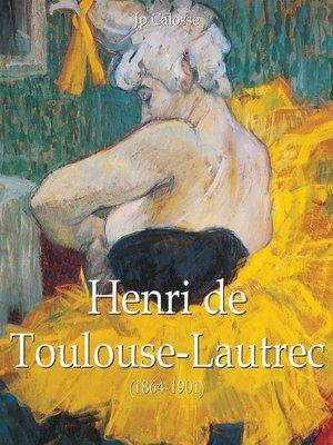 cover image of Henri de Toulouse-Lautrec (1864-1901)