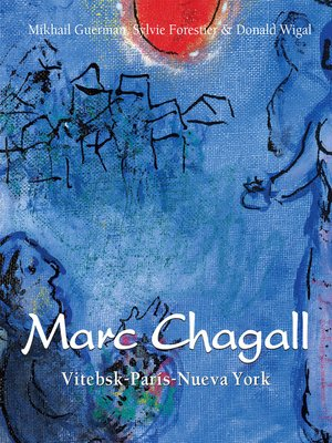 cover image of Chagall--Vitebsk-París-Nueva York