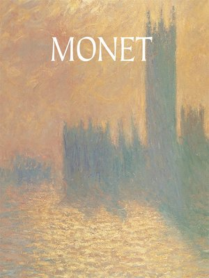 cover image of Monet