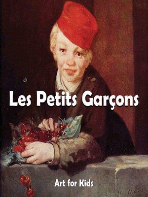 cover image of Petit Garçons