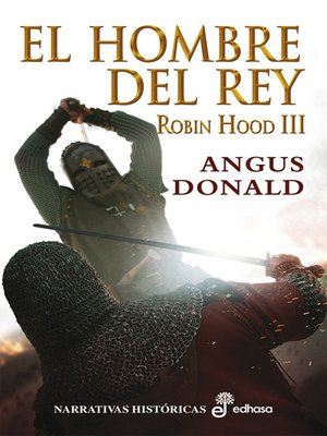 cover image of El hombre del rey. Robin Hood III