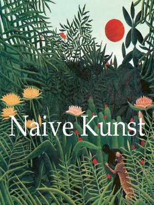 cover image of Naive Kunst