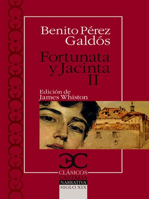 cover image of Fortunata y Jacinta II