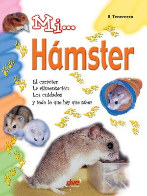 cover image of Mi... Hámster