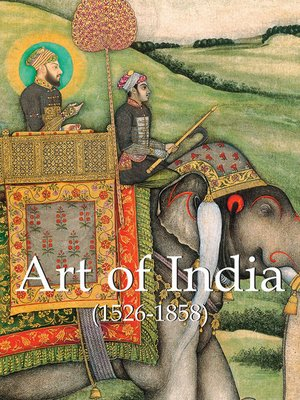 cover image of Art of India