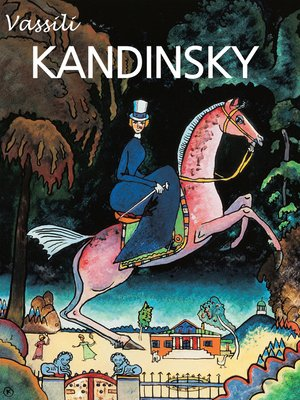 cover image of Vassili Kandinsky