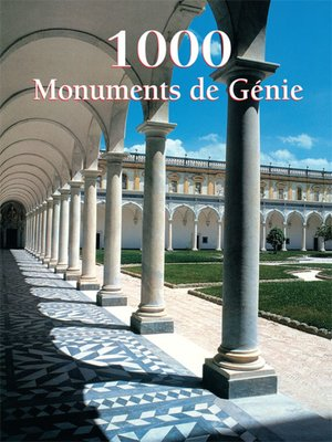 cover image of 1000 Monuments de Génie