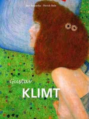 cover image of Gustav Klimt