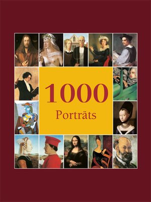 cover image of 1000 Porträts