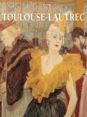 cover image of Toulouse-Lautrec