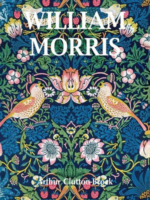 cover image of William Morris