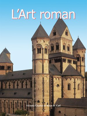 cover image of L'Art roman
