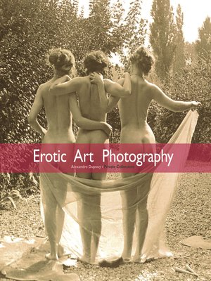 cover image of Erotic Art Photography