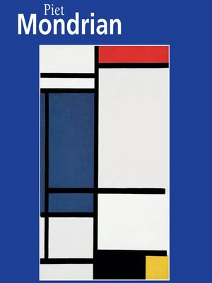 cover image of Piet Mondrian