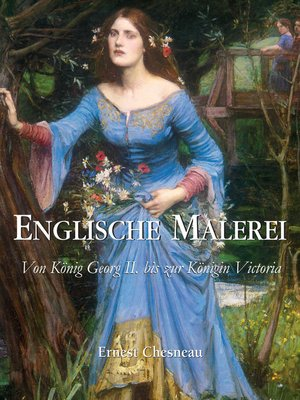 cover image of Englische Malerei