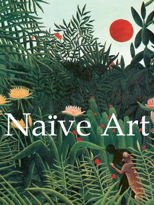 cover image of Naive Art