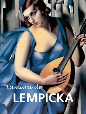 cover image of Tamara de Lempicka