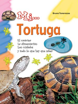 cover image of Mi... Tortuga
