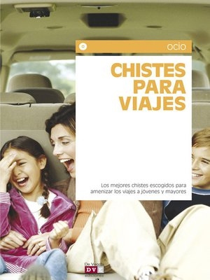 cover image of Chistes para viajes