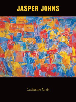 cover image of Jasper Johns